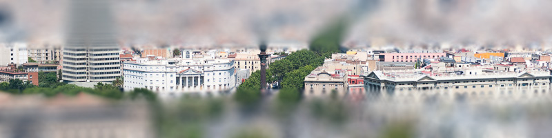 Barcelona - Casa Terrades (de les Punxes)