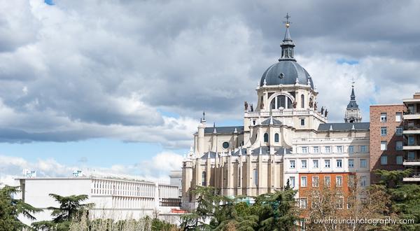 Madrid - Almudena-Kathedrale