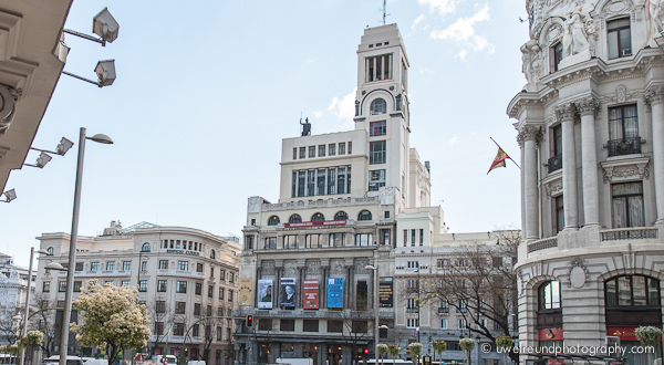Madrid - Círculo de Bellas Artes
