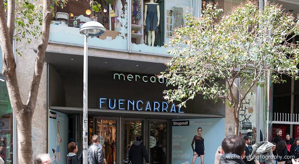 Madrid - Mercado de Fuencarral