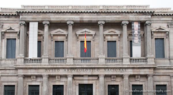Madrid - Archäologisches Museum
