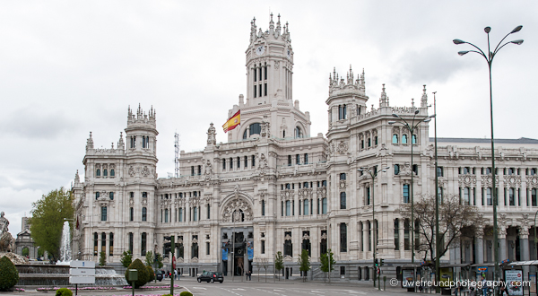 Madrid - Plaza de Cibeles