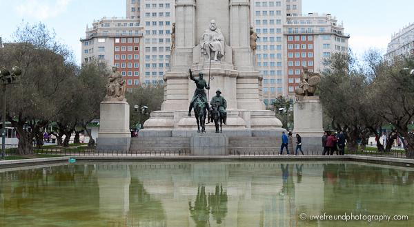 Madrid - Plaza de España
