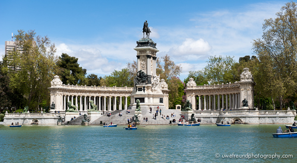 Madrid - Retiro-Park