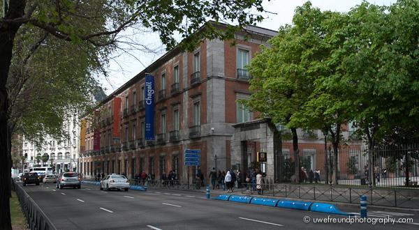Madrid - Thyssen-Bornemisza Museum