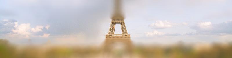 Paris - Elektrischer Strom