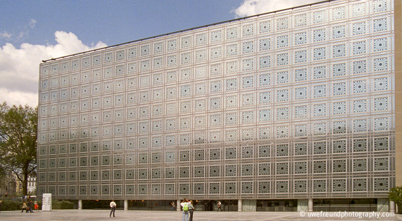 Paris - Institut du Monde Arabe