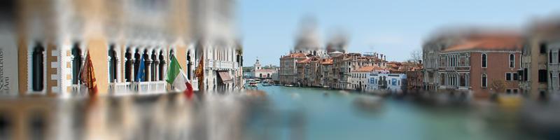 Venedig - La Giudecca e San Giorgio Maggiore